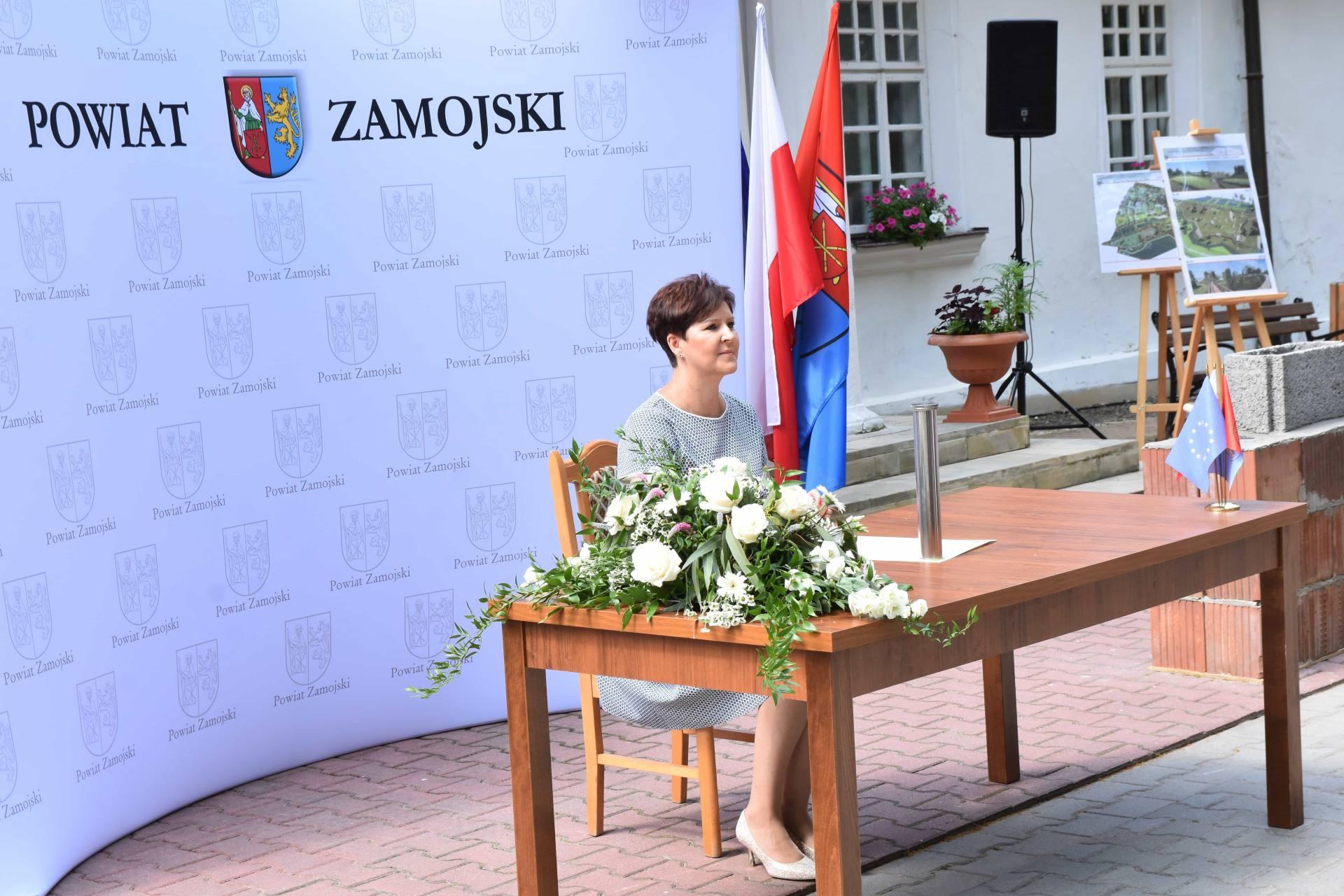 dsc 7481 Za 80 mln zł rozbudowane zostanie sanatorium w Krasnobrodzie.