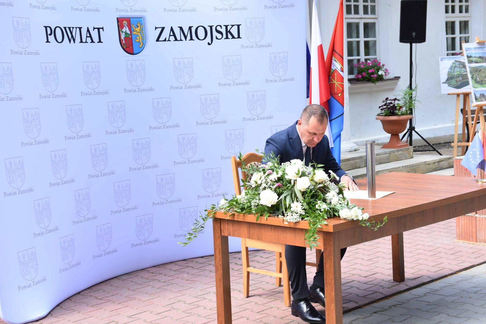 dsc 7483 Za 80 mln zł rozbudowane zostanie sanatorium w Krasnobrodzie.