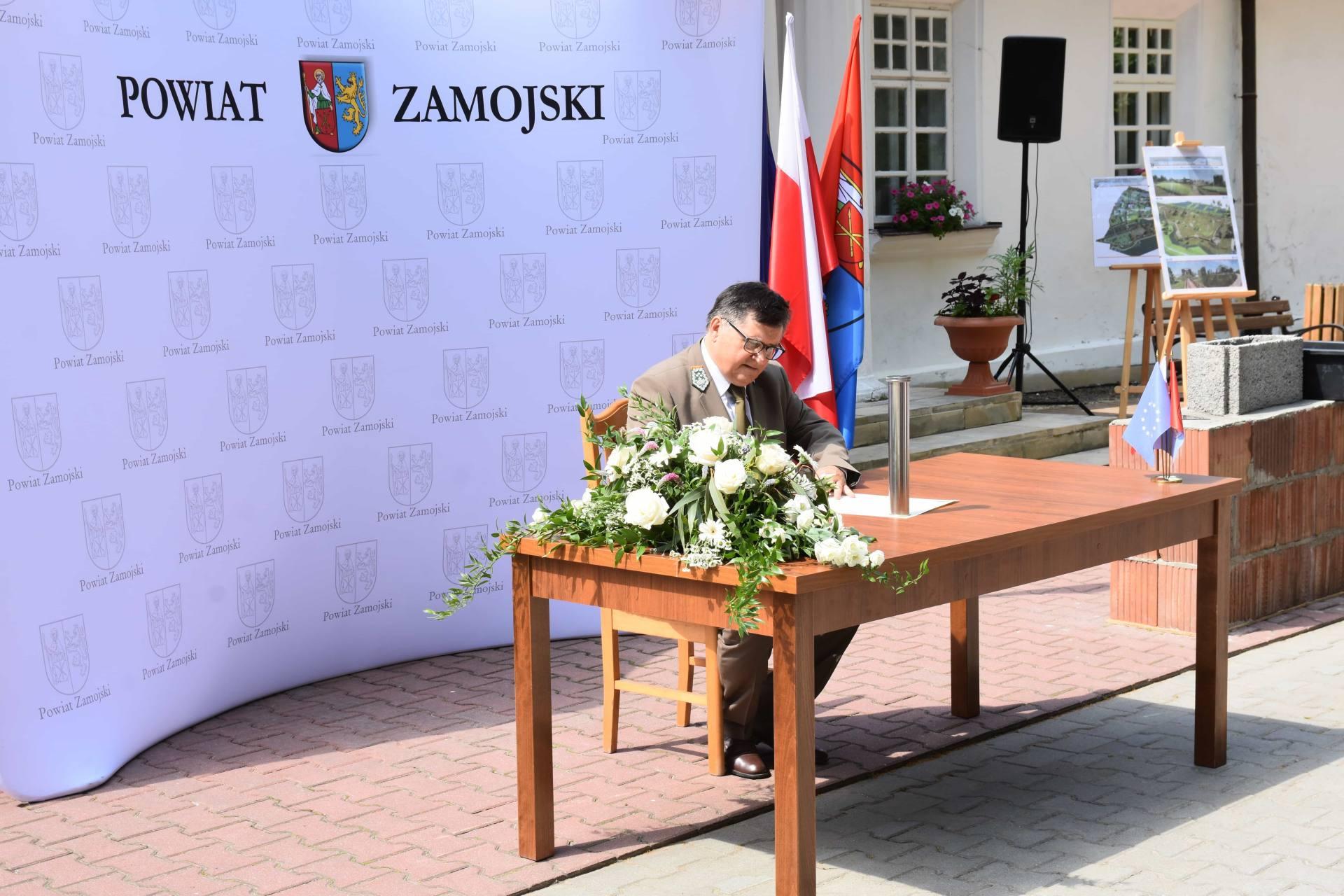 dsc 7486 Za 80 mln zł rozbudowane zostanie sanatorium w Krasnobrodzie.