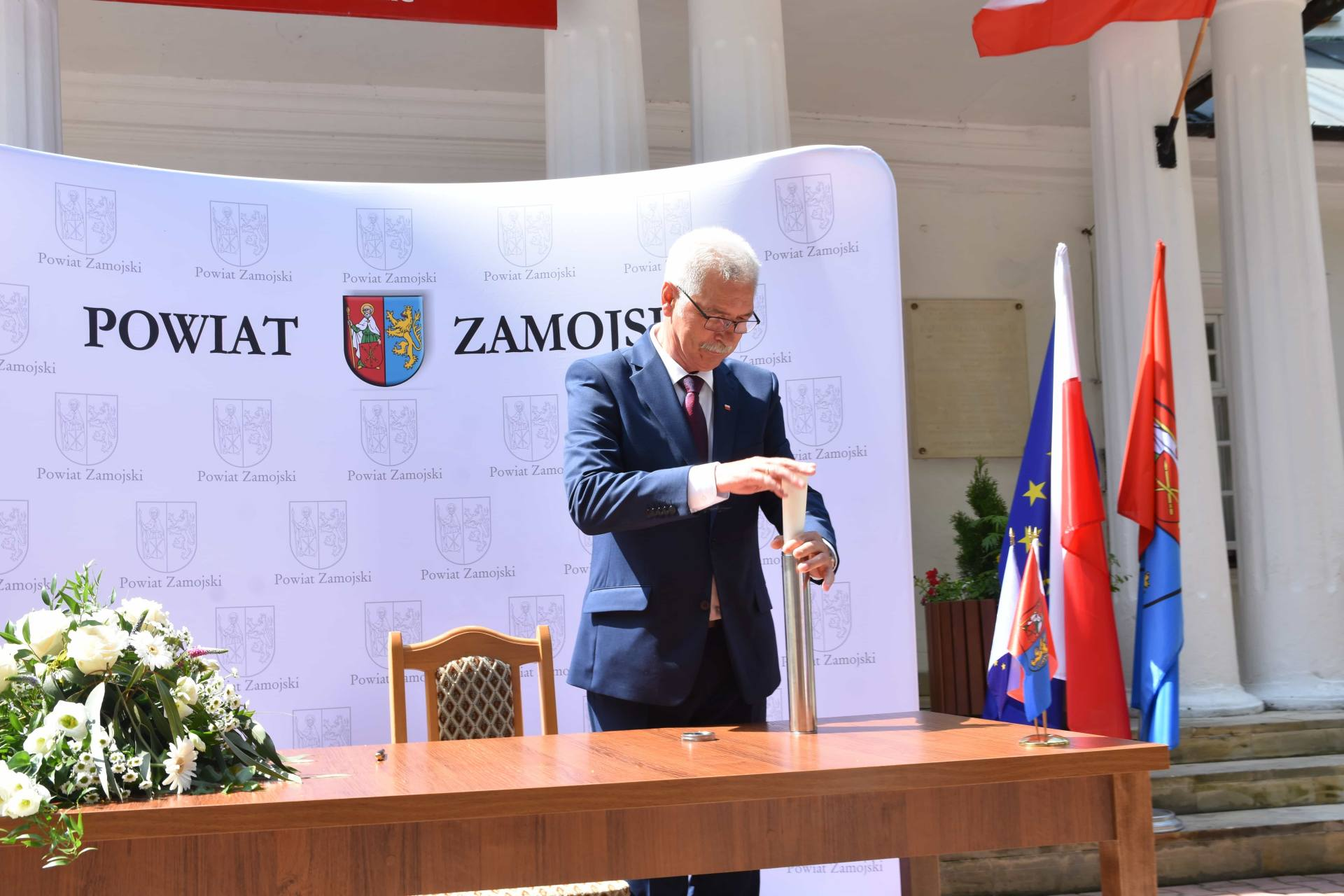 dsc 7495 Za 80 mln zł rozbudowane zostanie sanatorium w Krasnobrodzie.