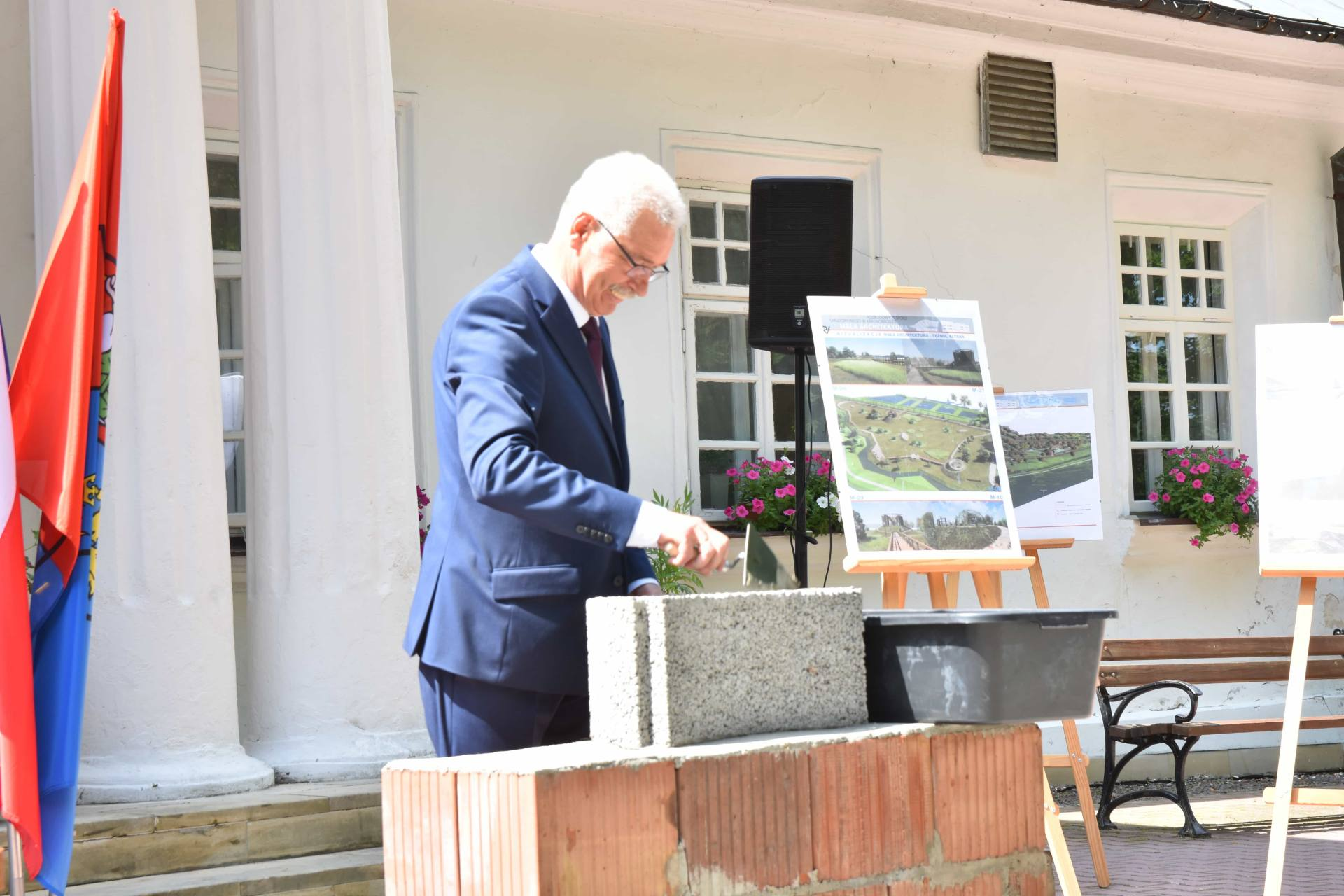 dsc 7506 Za 80 mln zł rozbudowane zostanie sanatorium w Krasnobrodzie.