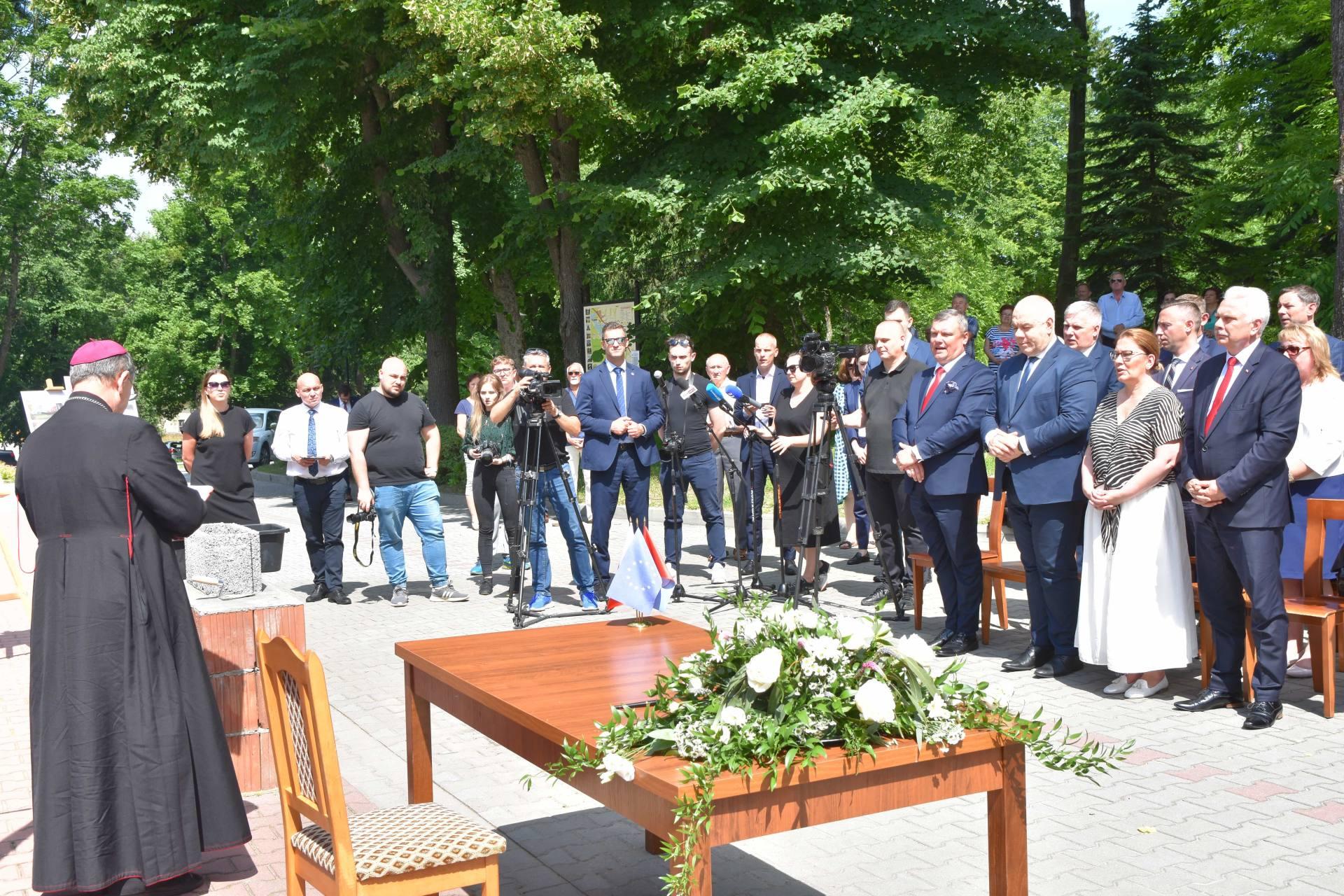 dsc 7511 Za 80 mln zł rozbudowane zostanie sanatorium w Krasnobrodzie.
