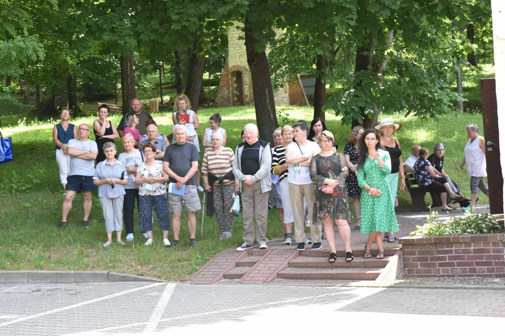 dsc 7523 Za 80 mln zł rozbudowane zostanie sanatorium w Krasnobrodzie.