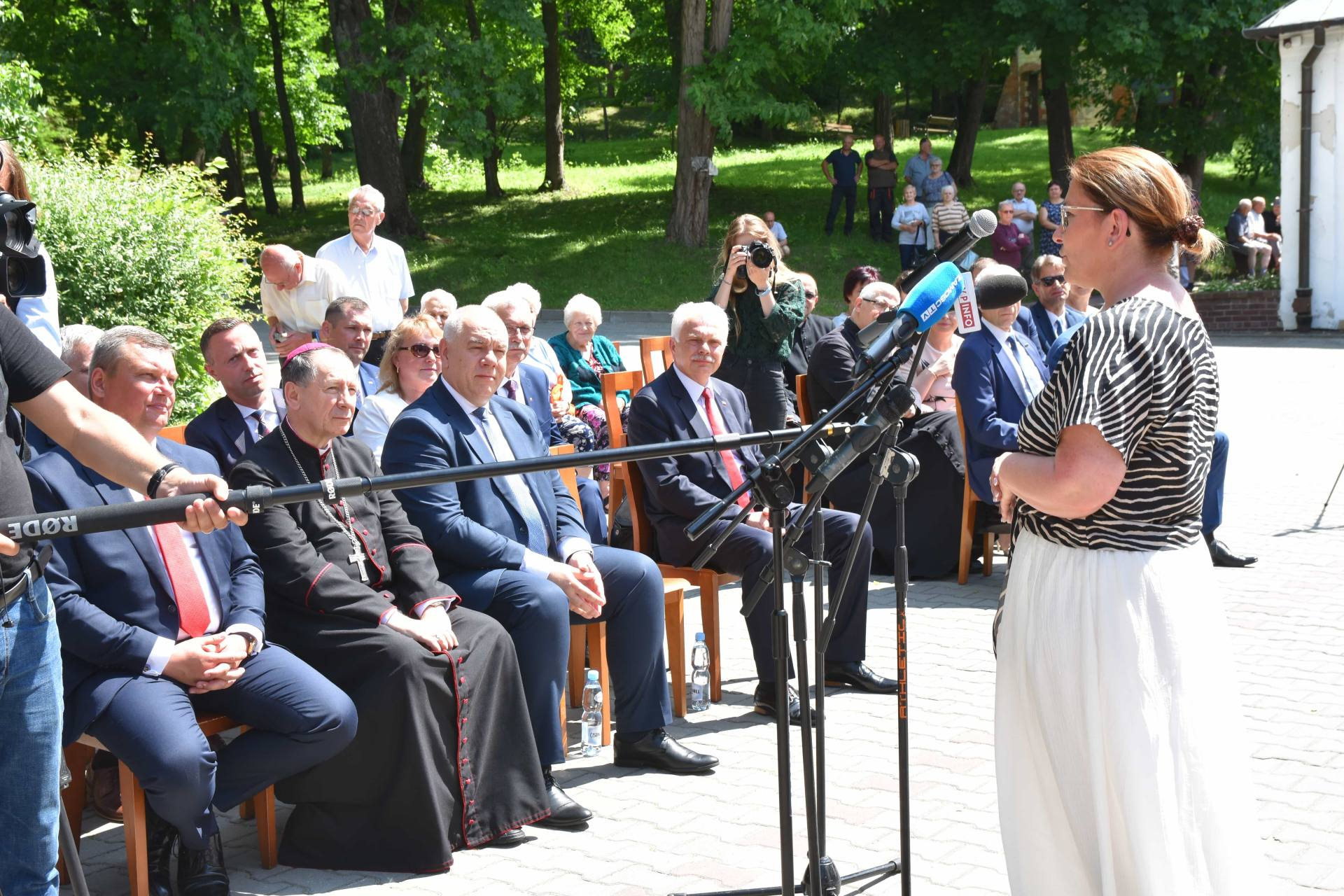 dsc 7548 Za 80 mln zł rozbudowane zostanie sanatorium w Krasnobrodzie.