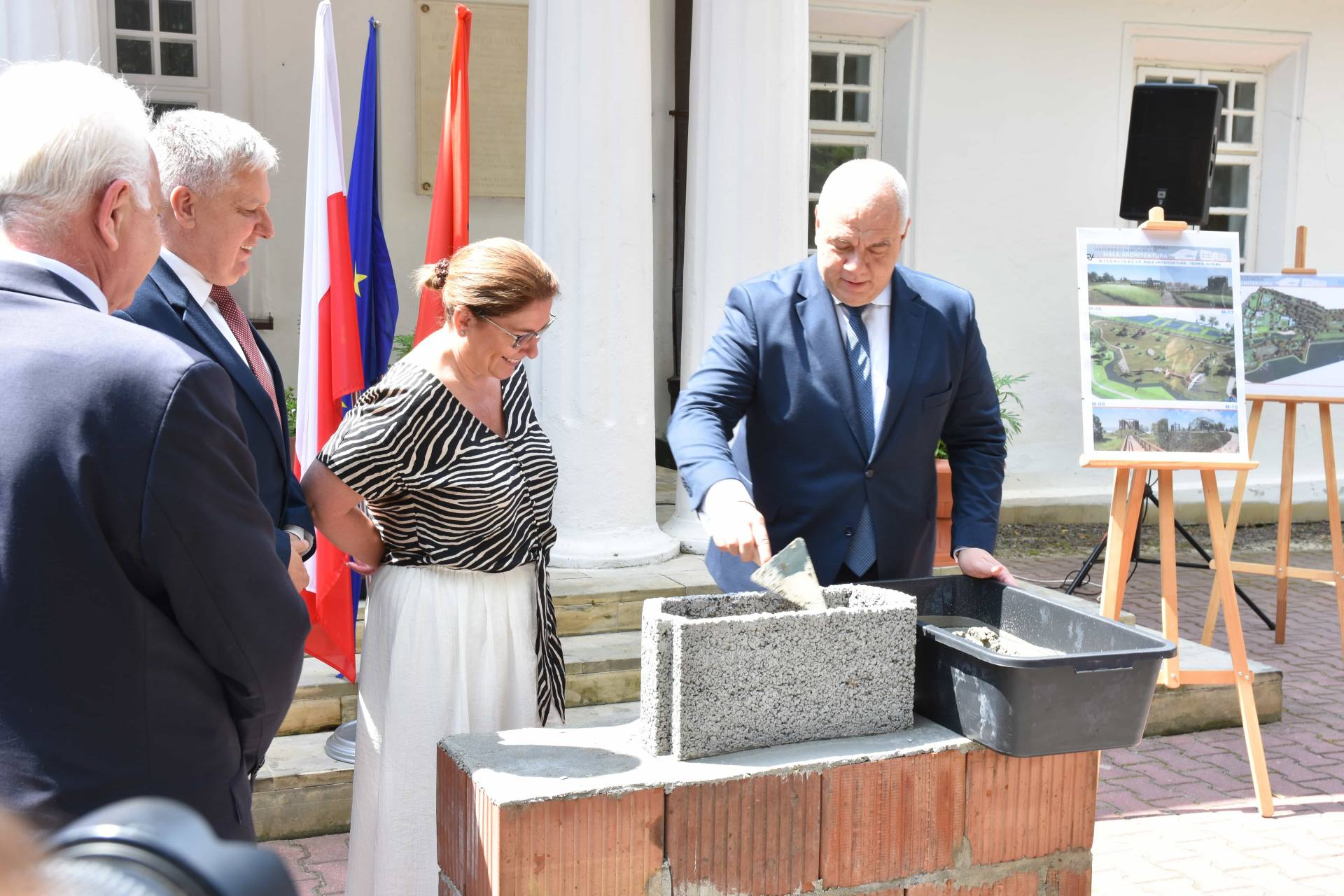 dsc 7569 Za 80 mln zł rozbudowane zostanie sanatorium w Krasnobrodzie.