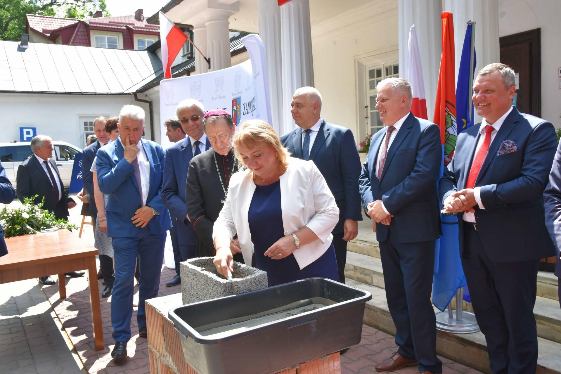 dsc 7601 Za 80 mln zł rozbudowane zostanie sanatorium w Krasnobrodzie.