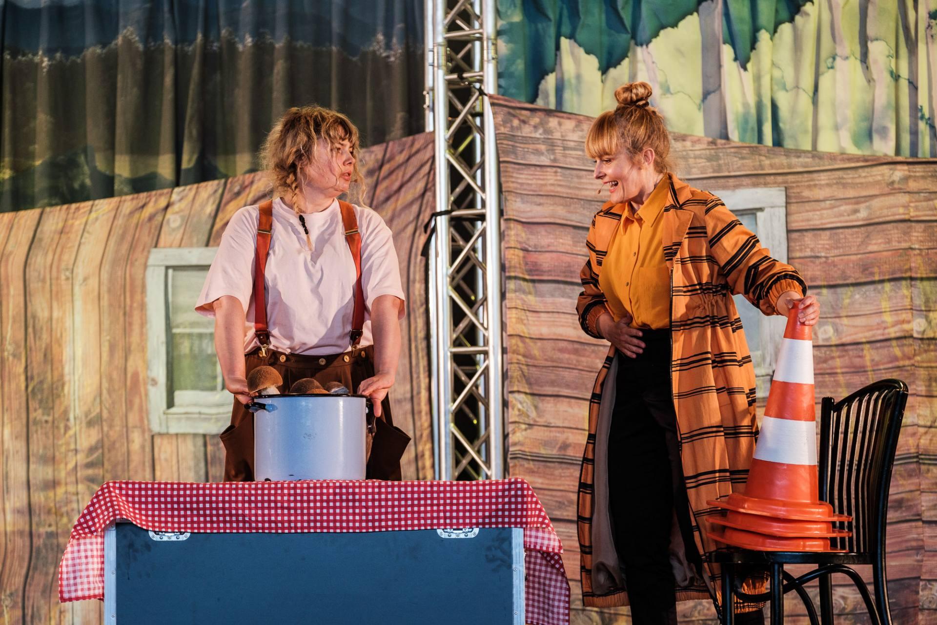 foto 2 bartek warzecha Spektakl dla dzieci w ramach Zamojskiego Lata Teatralnego