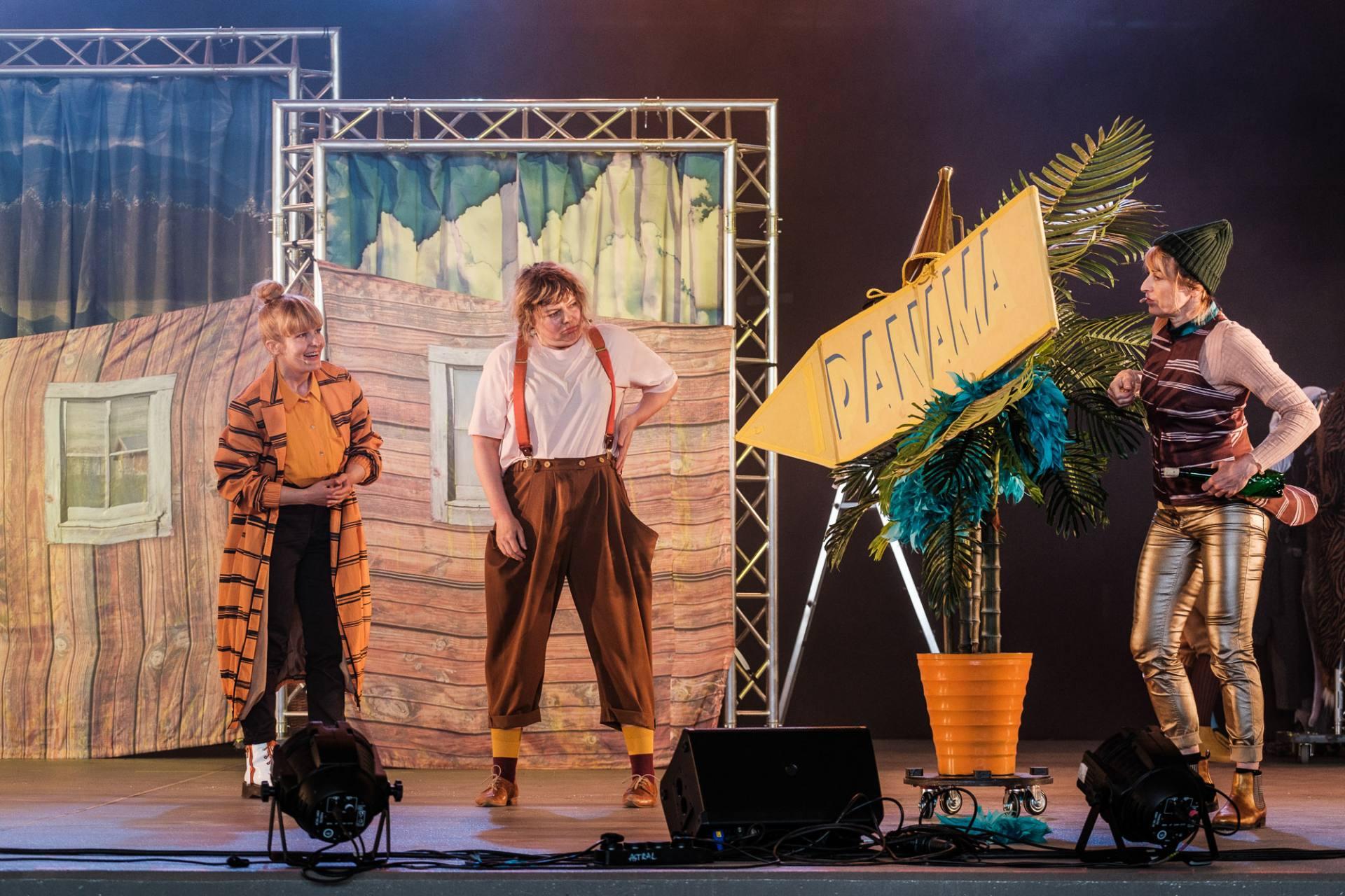 foto 4 bartek warzecha Spektakl dla dzieci w ramach Zamojskiego Lata Teatralnego