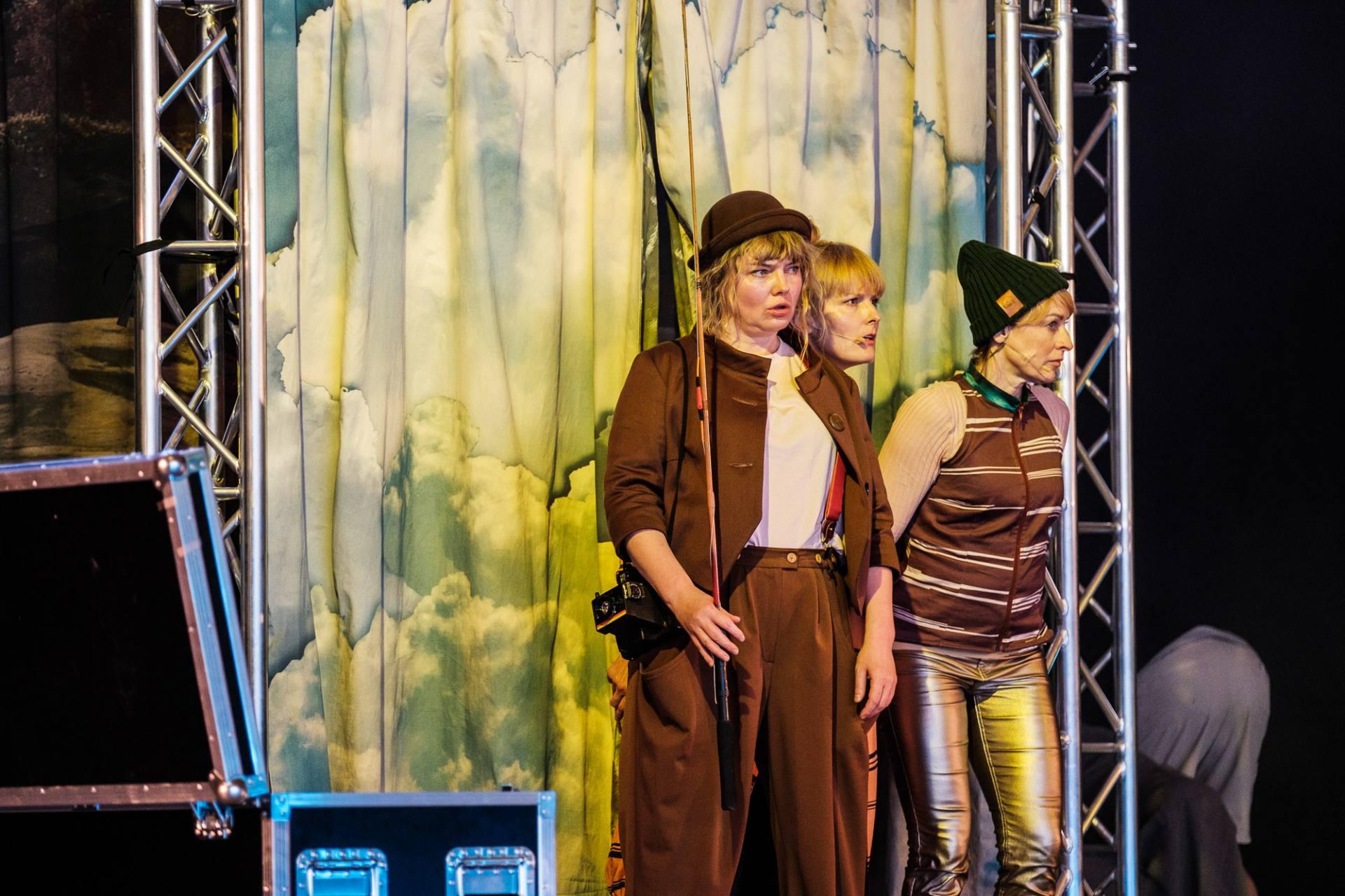 foto 9 bartek warzecha Spektakl dla dzieci w ramach Zamojskiego Lata Teatralnego