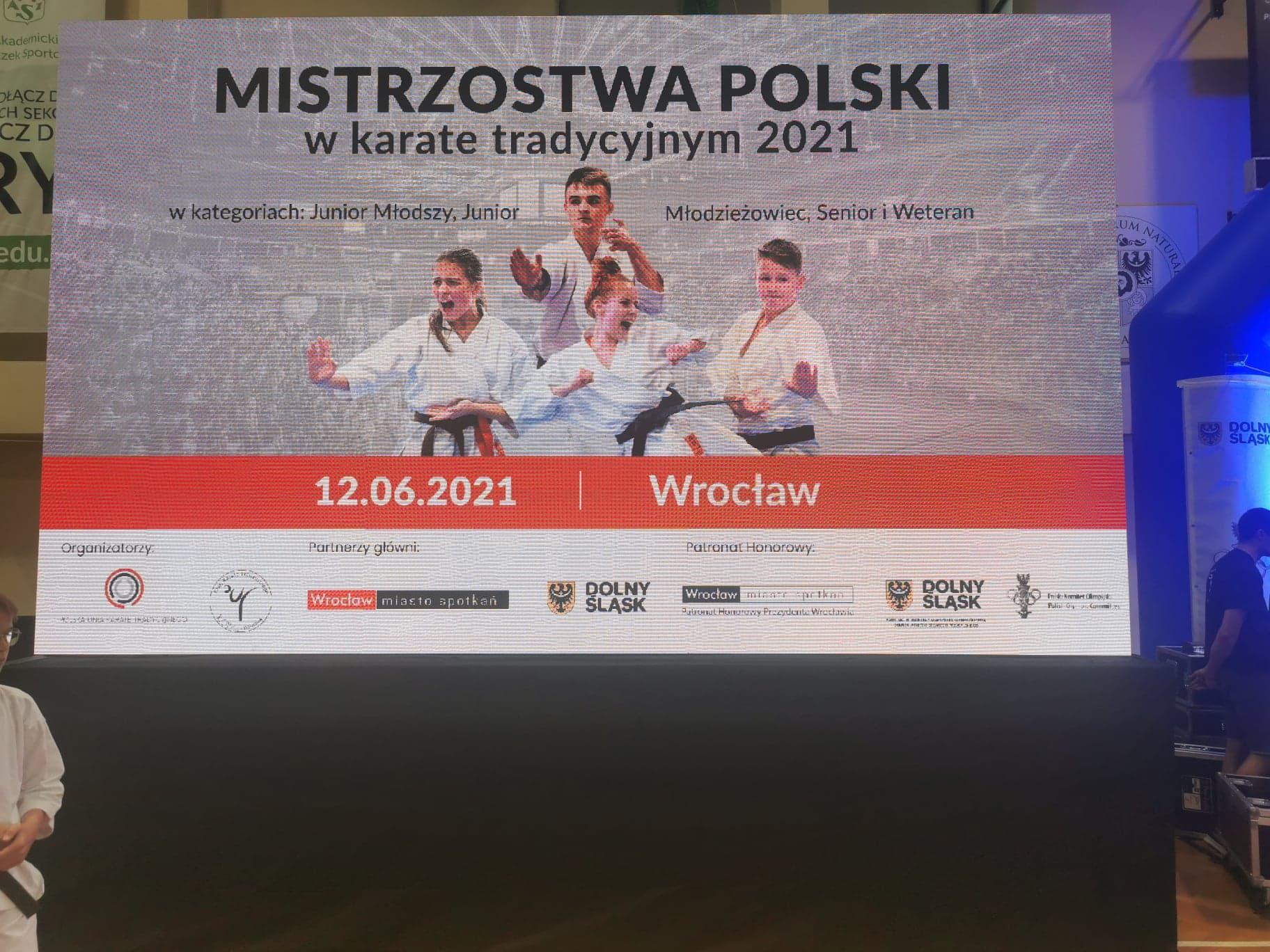 mp wroclaw 2 Karatecy Zamojskiego Klubu Karate Tradycyjnego w Zamościu na podium Mistrzostw Polski! [ZDJĘCIA]