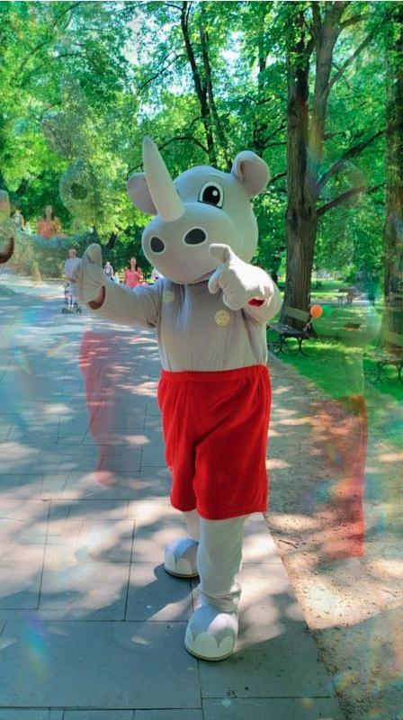 zrzut ekranu 2021 06 8 o 122503 Dzień Dziecka w zamojskim parku. Atrakcji było co niemiara!
