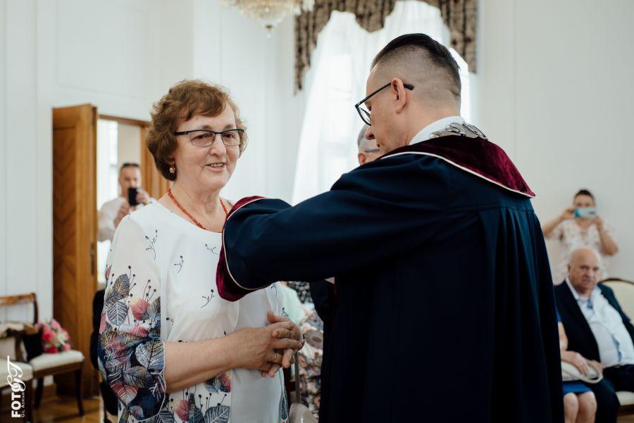 12510b Jubileusz 50-lecia Pożycia Małżeńskiego dla 10-ciu par (zdjęcia)
