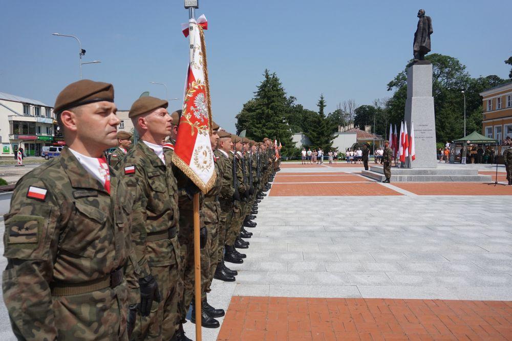 2 lbot przysiega zamosc 11072021 3 Nowi Terytorialsi zaprzysiężeni w Zamościu