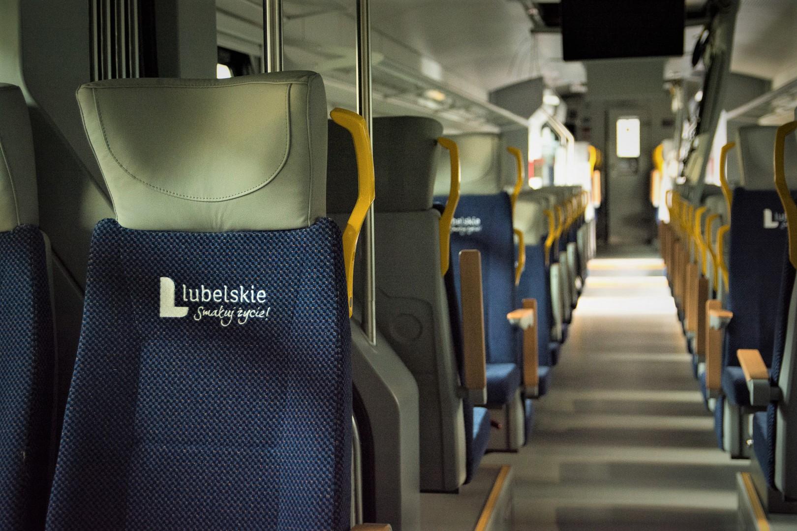 20210622 3 elektryczny zespol trakcyjny typ 37wea seria impuls 2 Nowe pociągi dla Lubelskiego