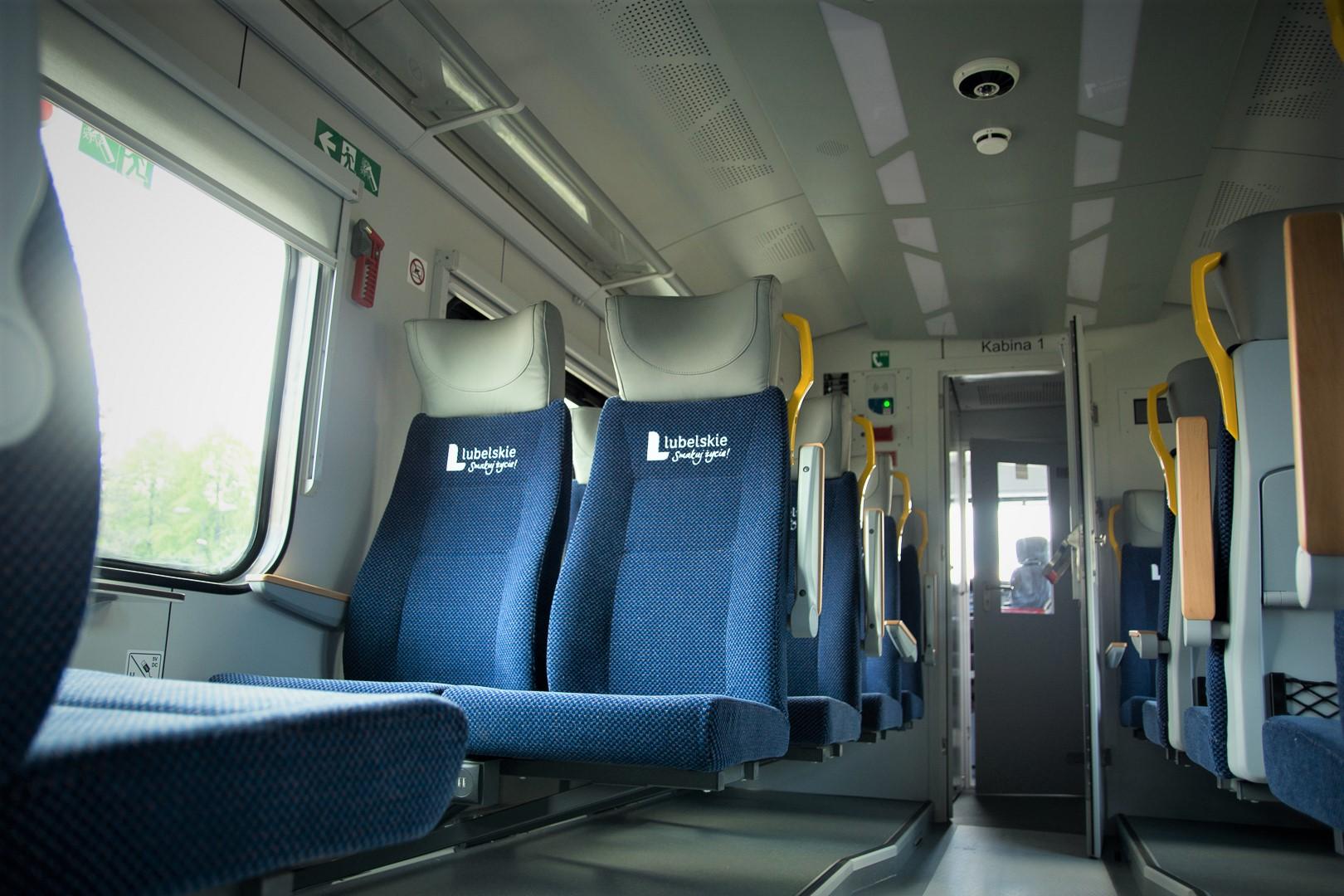 20210622 4 elektryczny zespol trakcyjny typ 37wea seria impuls 2 Nowe pociągi dla Lubelskiego