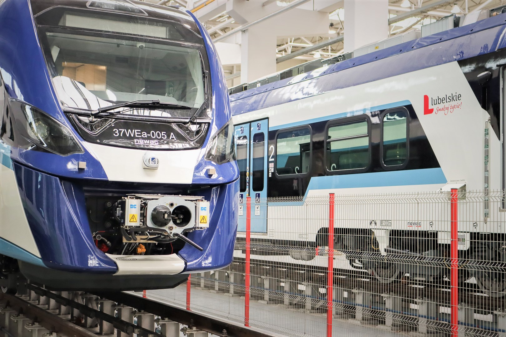 20210622 5 elektryczny zespol trakcyjny typ 37wea seria impuls 2 Nowe pociągi dla Lubelskiego
