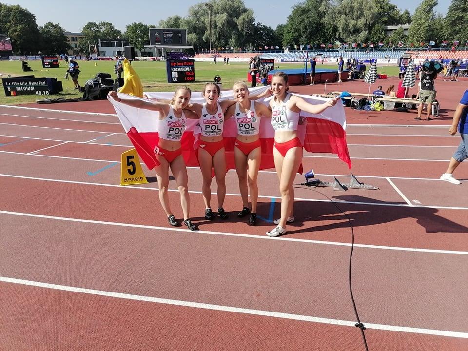 218708572 3900076233434800 1039837319533915944 n Monika Romaszko brązową medalistką Mistrzostw Europy - GRATULUJEMY!