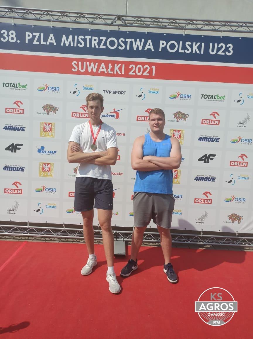 219368964 415698196423127 8301487405900646954 n Medaliści Mistrzostw Polski!