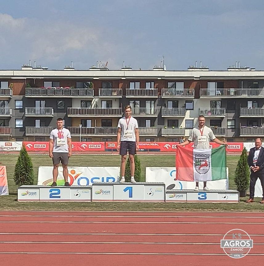 219696795 1991157804366323 3758987505439063408 n Medaliści Mistrzostw Polski!