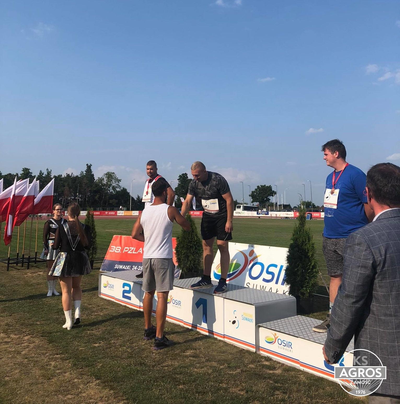 222053975 330835435416897 5247967543972995151 n Medaliści Mistrzostw Polski!