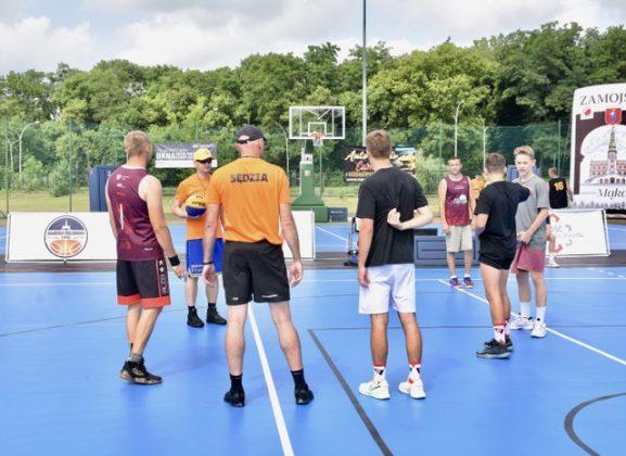 dsc 8286 Za nami turniej koszykówki 3×3 – Twierdza Zamość Cup. [WYNIKI, DUŻO ZDJĘĆ]