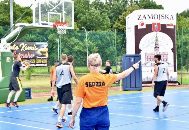 dsc 8357 Za nami turniej koszykówki 3×3 – Twierdza Zamość Cup. [WYNIKI, DUŻO ZDJĘĆ]