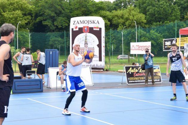 dsc 8364 Za nami turniej koszykówki 3×3 – Twierdza Zamość Cup. [WYNIKI, DUŻO ZDJĘĆ]