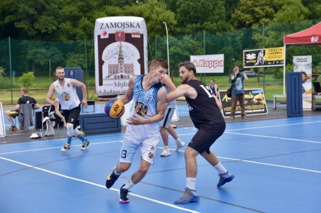 dsc 8376 Za nami turniej koszykówki 3×3 – Twierdza Zamość Cup. [WYNIKI, DUŻO ZDJĘĆ]
