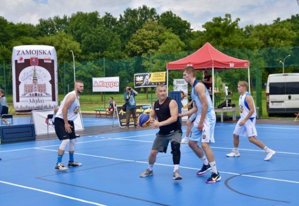 dsc 8379 Za nami turniej koszykówki 3×3 – Twierdza Zamość Cup. [WYNIKI, DUŻO ZDJĘĆ]
