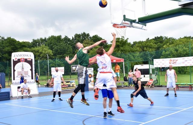 dsc 8437 Za nami turniej koszykówki 3×3 – Twierdza Zamość Cup. [WYNIKI, DUŻO ZDJĘĆ]