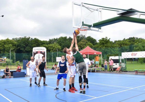 dsc 8448 Za nami turniej koszykówki 3×3 – Twierdza Zamość Cup. [WYNIKI, DUŻO ZDJĘĆ]