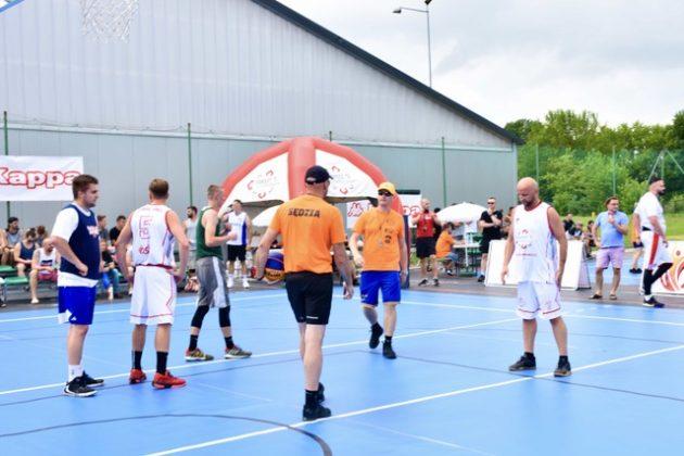 dsc 8458 Za nami turniej koszykówki 3×3 – Twierdza Zamość Cup. [WYNIKI, DUŻO ZDJĘĆ]