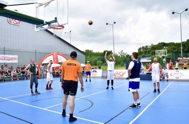 dsc 8465 Za nami turniej koszykówki 3×3 – Twierdza Zamość Cup. [WYNIKI, DUŻO ZDJĘĆ]
