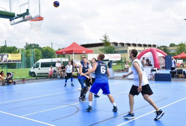 dsc 8495 Za nami turniej koszykówki 3×3 – Twierdza Zamość Cup. [WYNIKI, DUŻO ZDJĘĆ]
