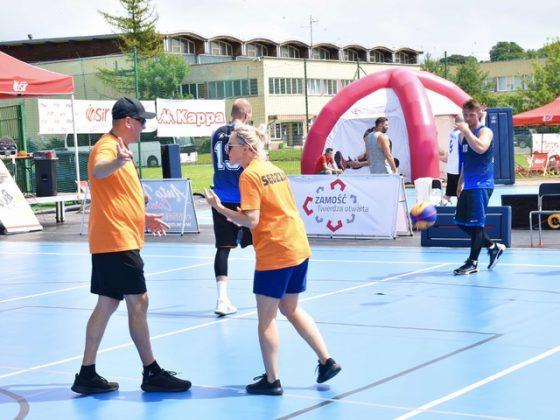 dsc 8516 Za nami turniej koszykówki 3×3 – Twierdza Zamość Cup. [WYNIKI, DUŻO ZDJĘĆ]