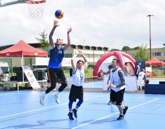 dsc 8519 Za nami turniej koszykówki 3×3 – Twierdza Zamość Cup. [WYNIKI, DUŻO ZDJĘĆ]