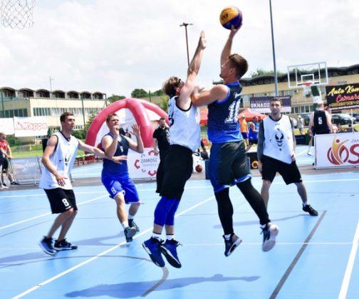 dsc 8535 Za nami turniej koszykówki 3×3 – Twierdza Zamość Cup. [WYNIKI, DUŻO ZDJĘĆ]