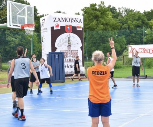 dsc 8581 Za nami turniej koszykówki 3×3 – Twierdza Zamość Cup. [WYNIKI, DUŻO ZDJĘĆ]