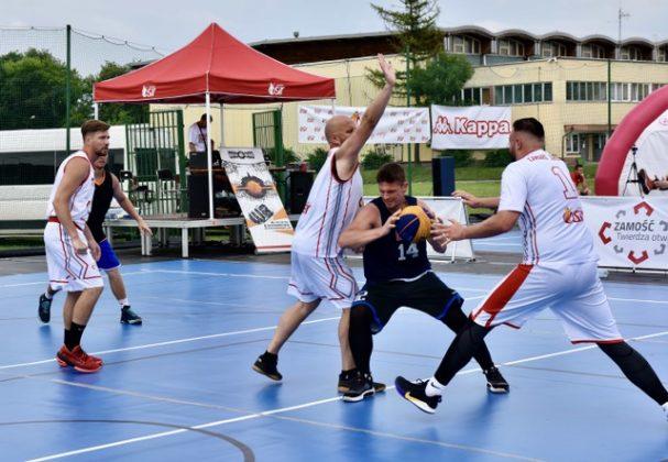 dsc 8637 Za nami turniej koszykówki 3×3 – Twierdza Zamość Cup. [WYNIKI, DUŻO ZDJĘĆ]