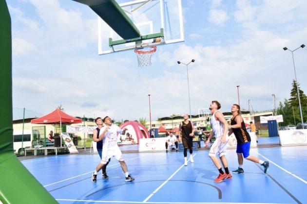 dsc 8677 Za nami turniej koszykówki 3×3 – Twierdza Zamość Cup. [WYNIKI, DUŻO ZDJĘĆ]