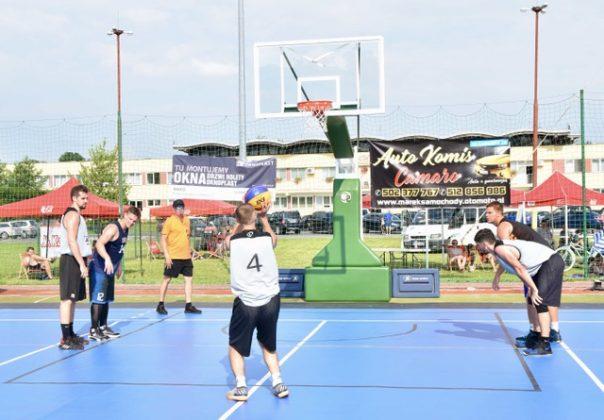 dsc 8694 Za nami turniej koszykówki 3×3 – Twierdza Zamość Cup. [WYNIKI, DUŻO ZDJĘĆ]