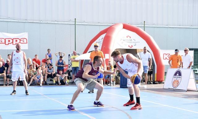 dsc 8719 Za nami turniej koszykówki 3×3 – Twierdza Zamość Cup. [WYNIKI, DUŻO ZDJĘĆ]