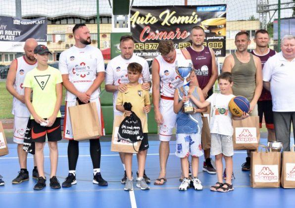 dsc 8802 Za nami turniej koszykówki 3×3 – Twierdza Zamość Cup. [WYNIKI, DUŻO ZDJĘĆ]