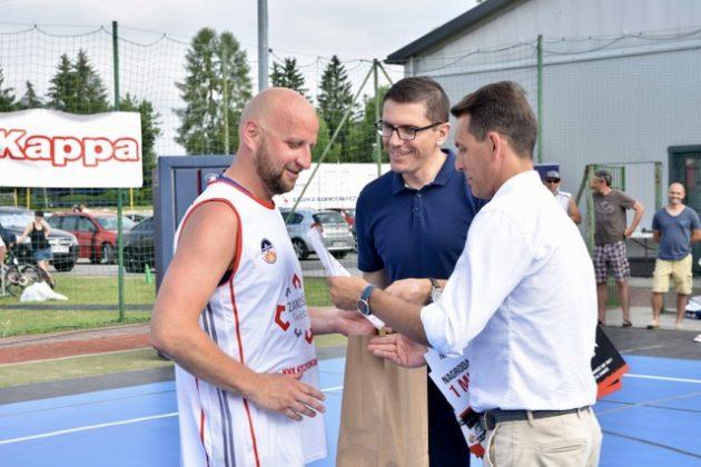 dsc 8827 Za nami turniej koszykówki 3×3 – Twierdza Zamość Cup. [WYNIKI, DUŻO ZDJĘĆ]