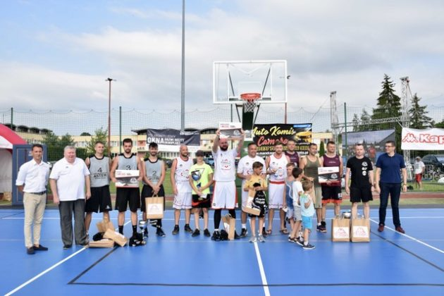 dsc 8837 Za nami turniej koszykówki 3×3 – Twierdza Zamość Cup. [WYNIKI, DUŻO ZDJĘĆ]