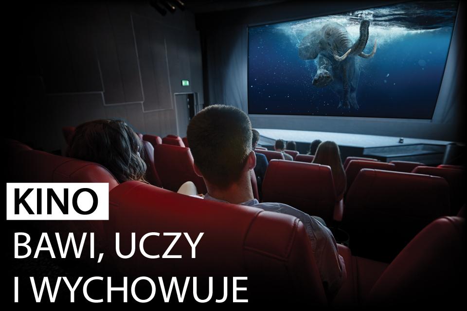 """fb """"Kino bawi, uczy i wychowuje"""" – nabór uczestników projektu"""