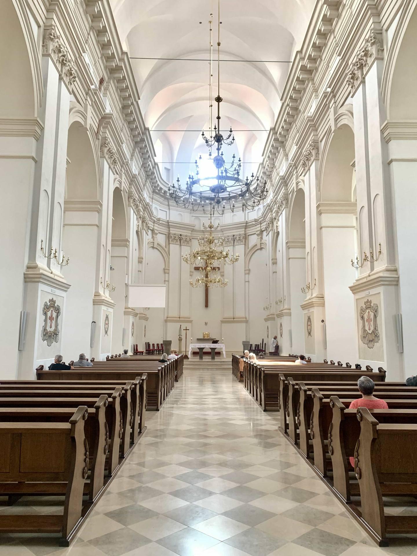 image 123927839 Kościół Ojców Franciszkanów - ukończone dzieło (zdjęcia)
