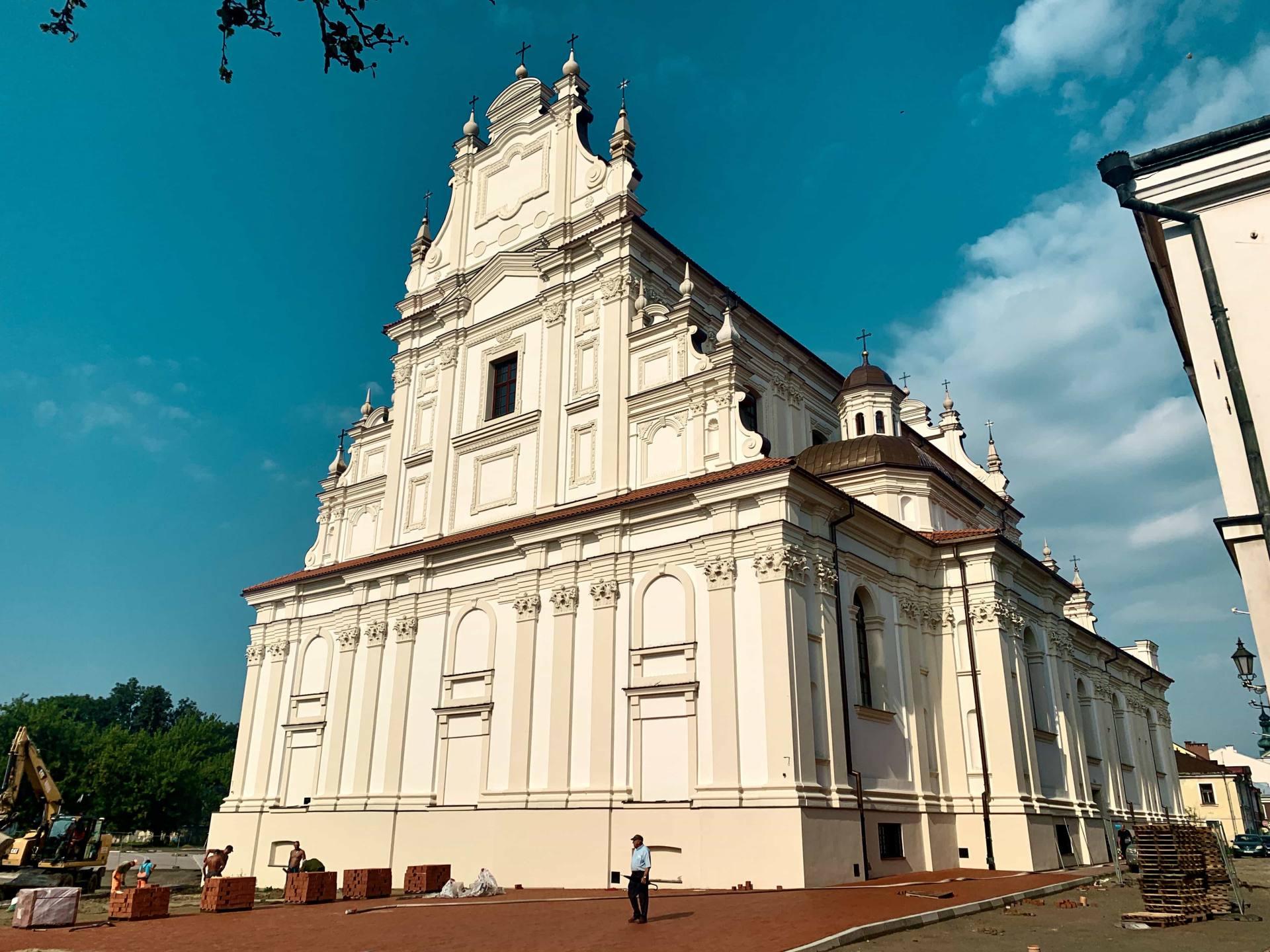 image 6487327 Kościół Ojców Franciszkanów - ukończone dzieło (zdjęcia)