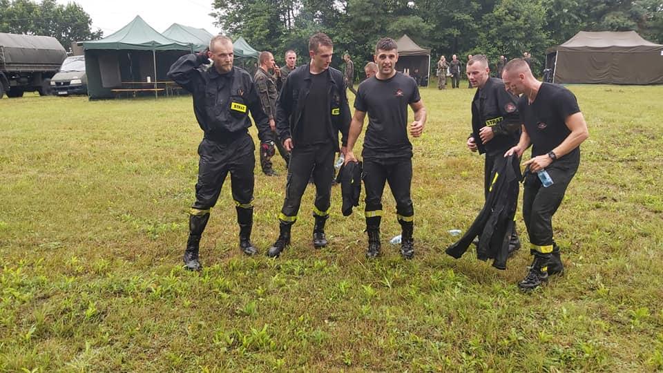 232609526 131027315880359 8086434999322596086 n Zamojscy strażacy spisali się na medal! [FOTORELACJA]
