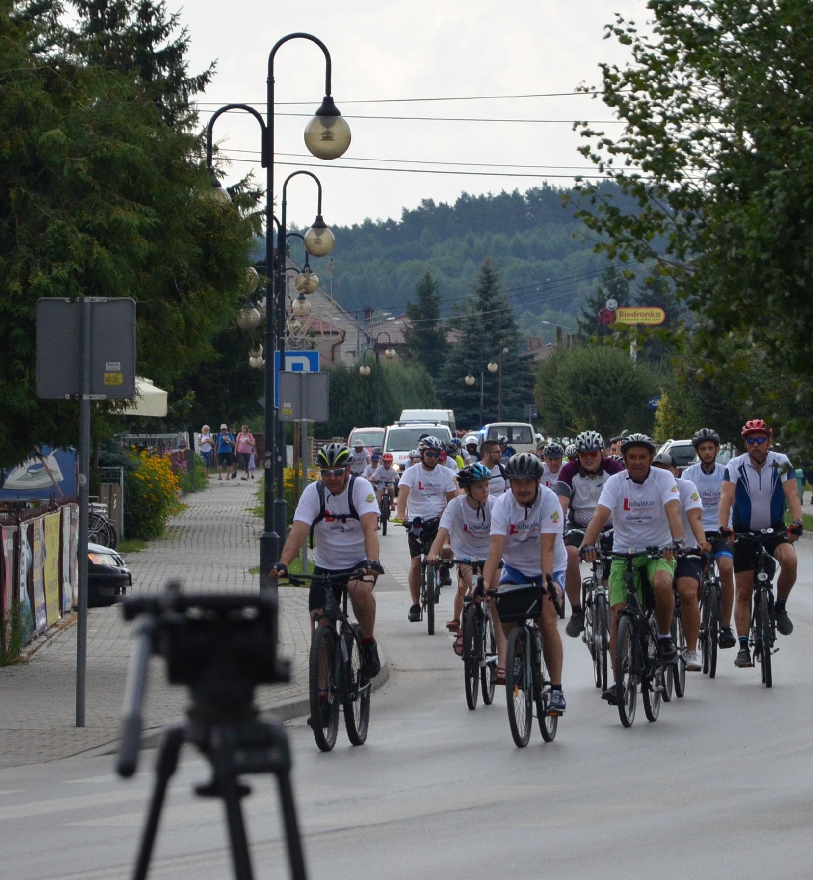 "dsc 0796 Za nami Rajd Rowerowy ""Tour de Lubelskie"" [FOTORELACJA]"